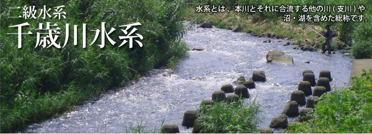 千歳川水系のホームページ|しずおか河川ナビゲーション